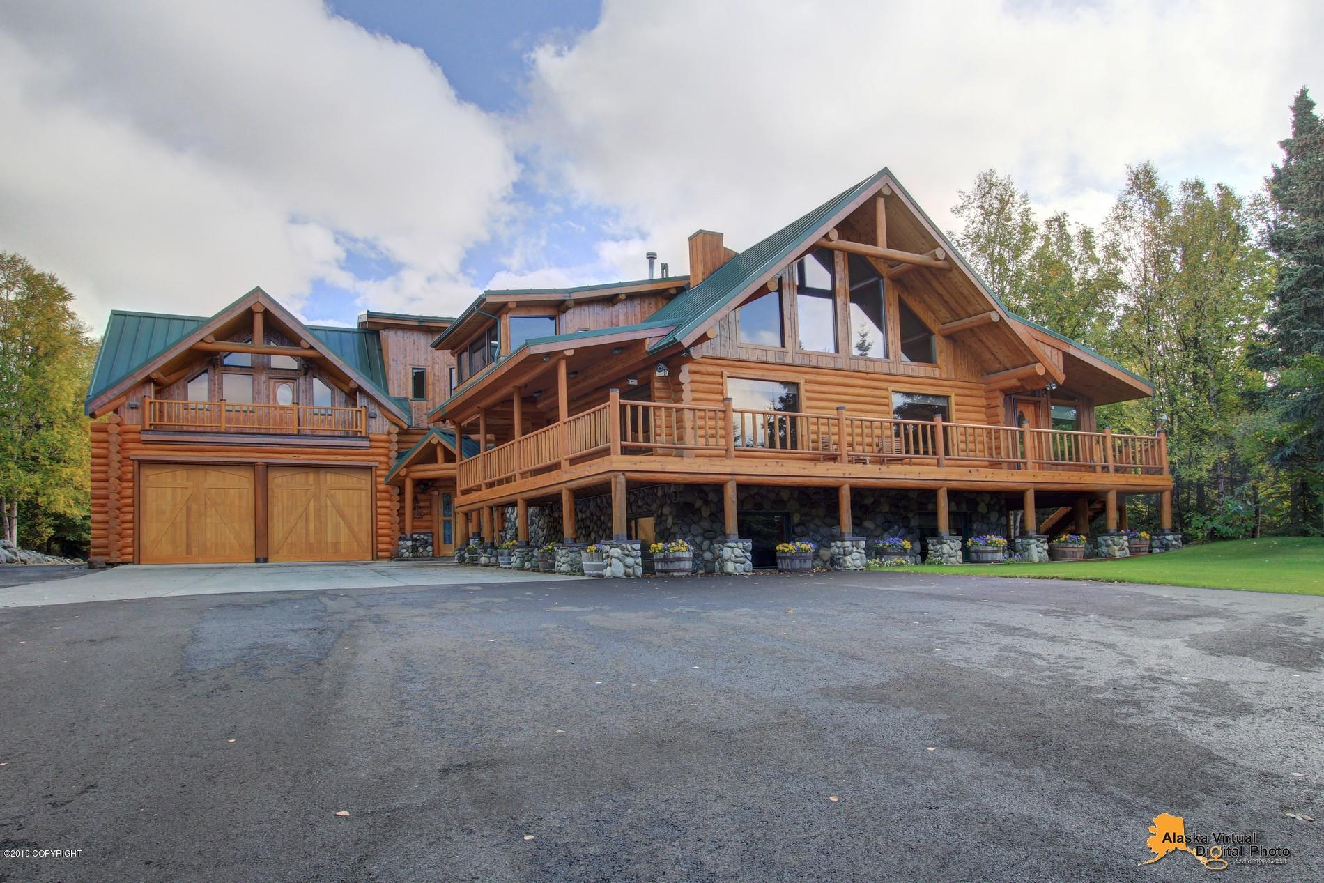 11361  Hideaway Trail, one of homes for sale in Anchorage