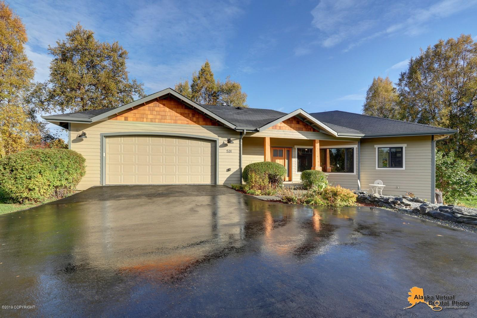 531 Orchid Circle Anchorage  - Mehner Weiser Real Estate Real Estate