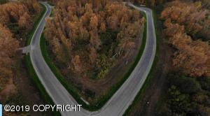 Aerial View of Lot 45 at corner of Rocky Point Dr and Rockwood Cir
