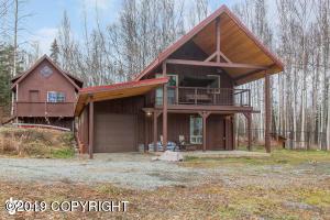 3588 S Dawn Lake Drive, Wasilla, AK 99623