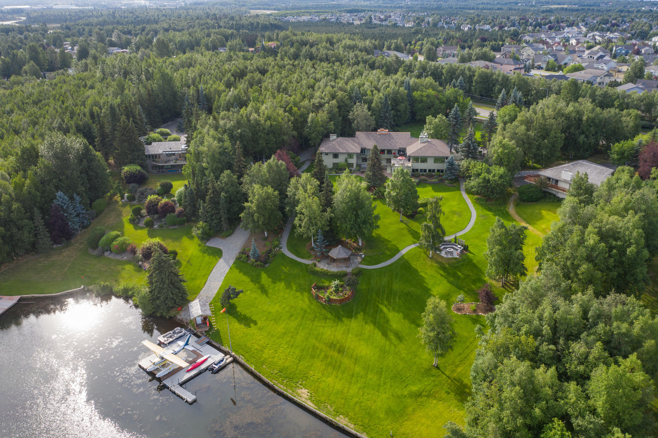 2501 W 100th Avenue, Anchorage, Alaska 5 Bedroom as one of Homes & Land Real Estate