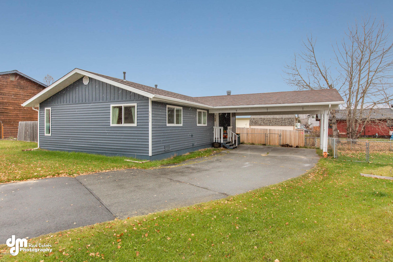 8631  Rebel Ridge Drive, Anchorage, Alaska