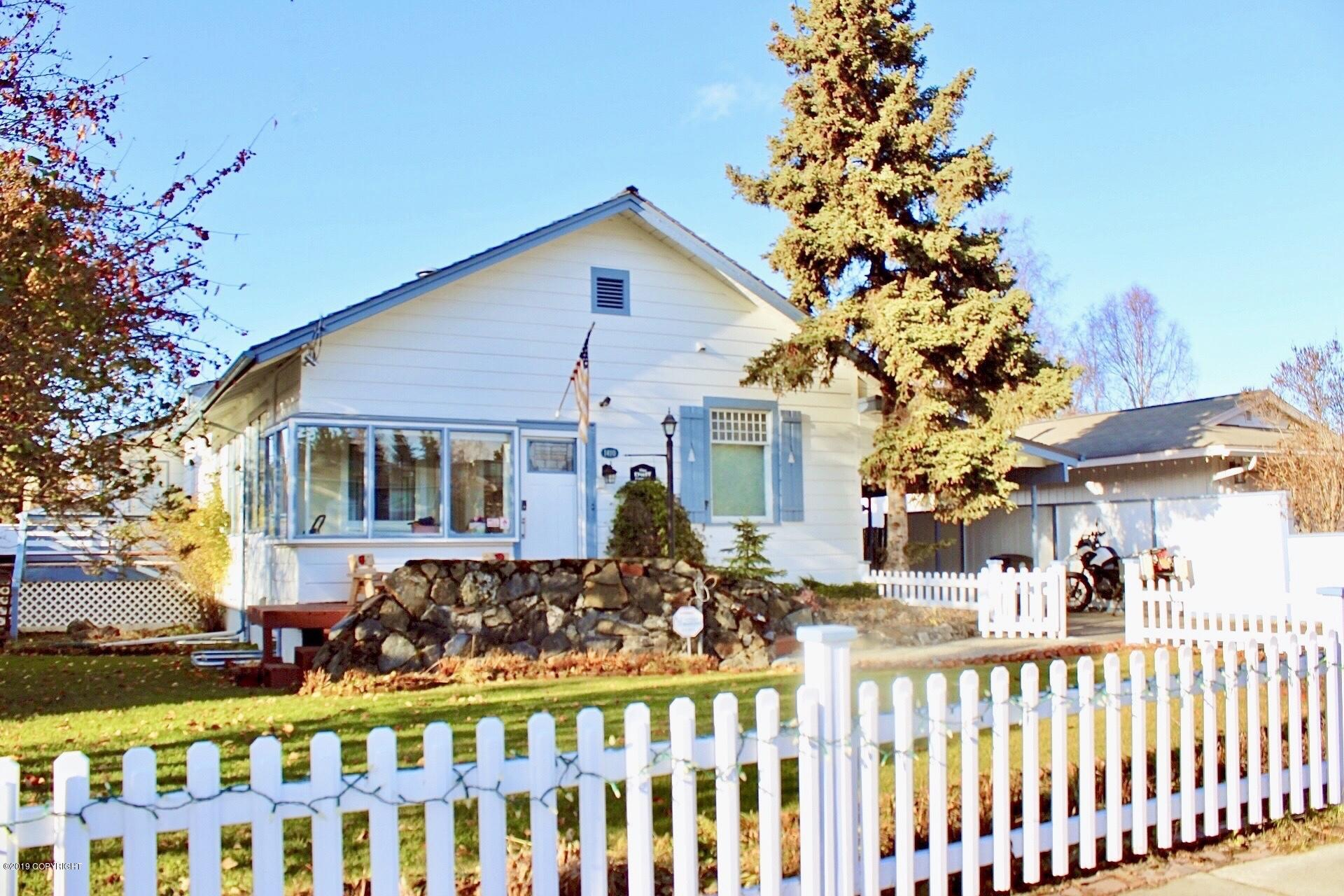 1410  Inlet Place, Anchorage, Alaska
