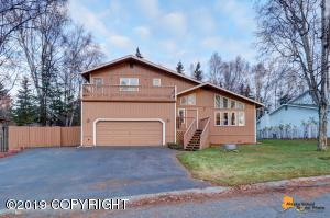 3400 Spinnaker Drive, Anchorage, AK 99516