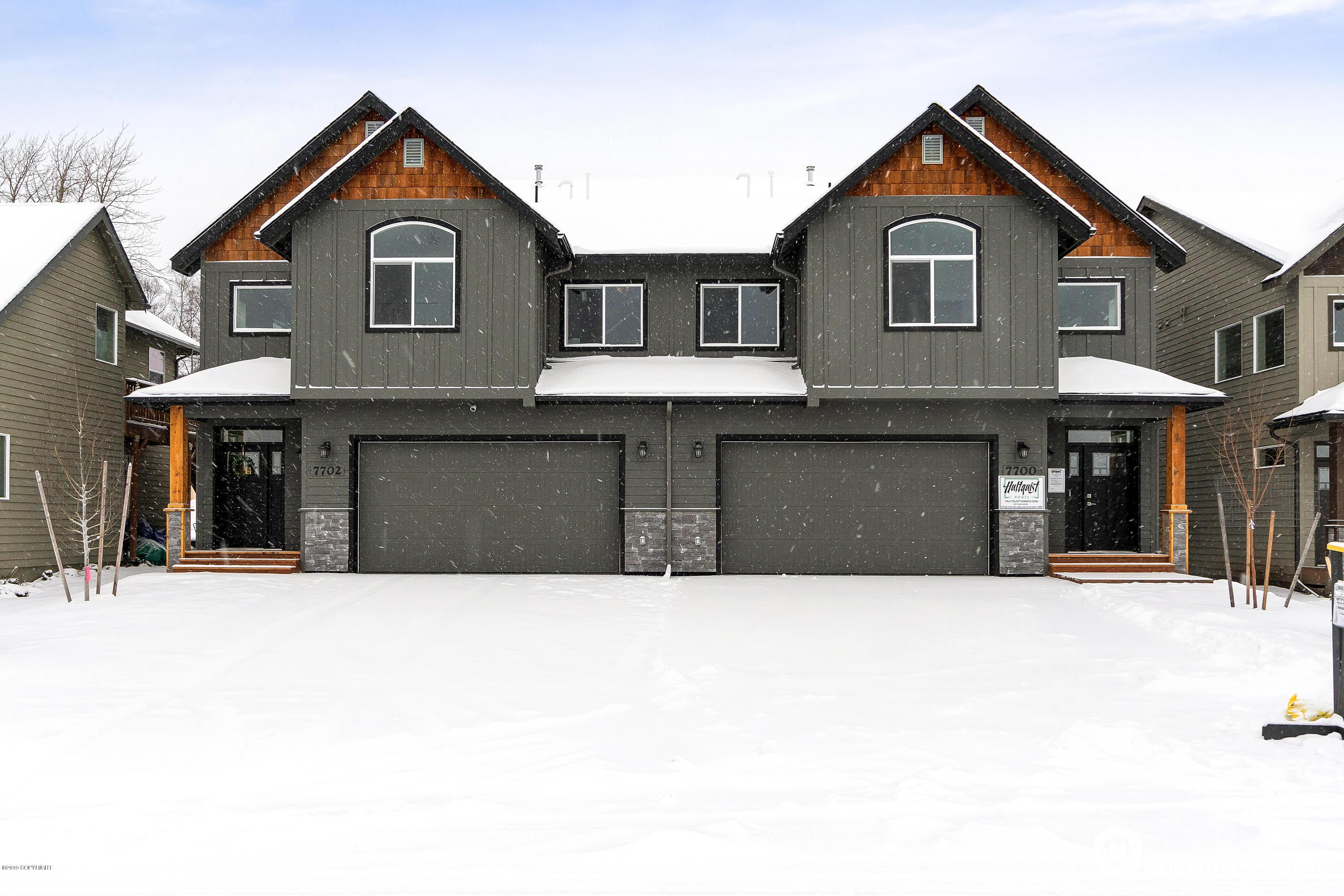 7700  Gate Creek Drive #70,Anchorage  AK