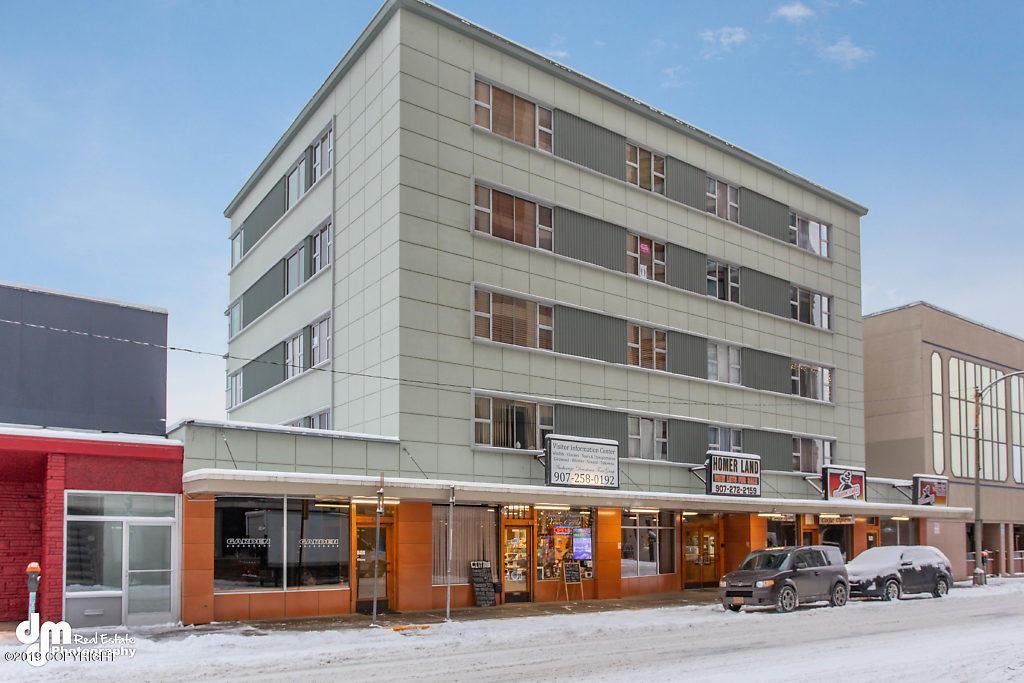 525 W 3rd Avenue #101, Anchorage, Alaska