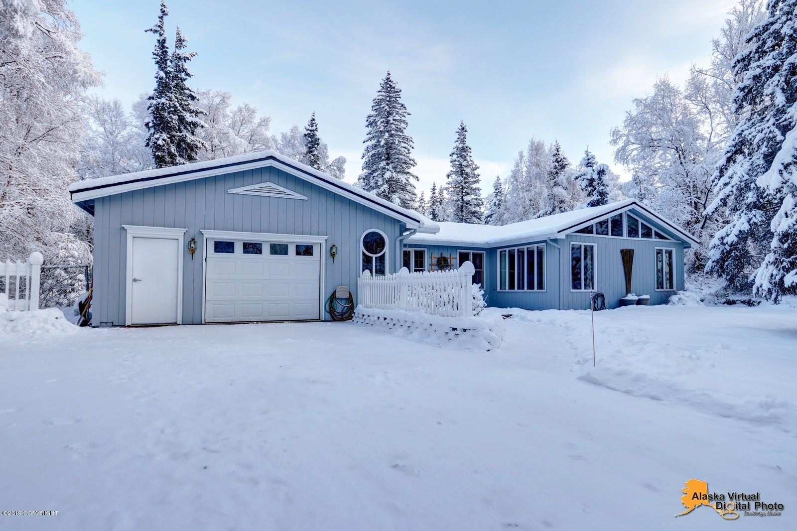 11421  Bearpaw Street, Anchorage, Alaska