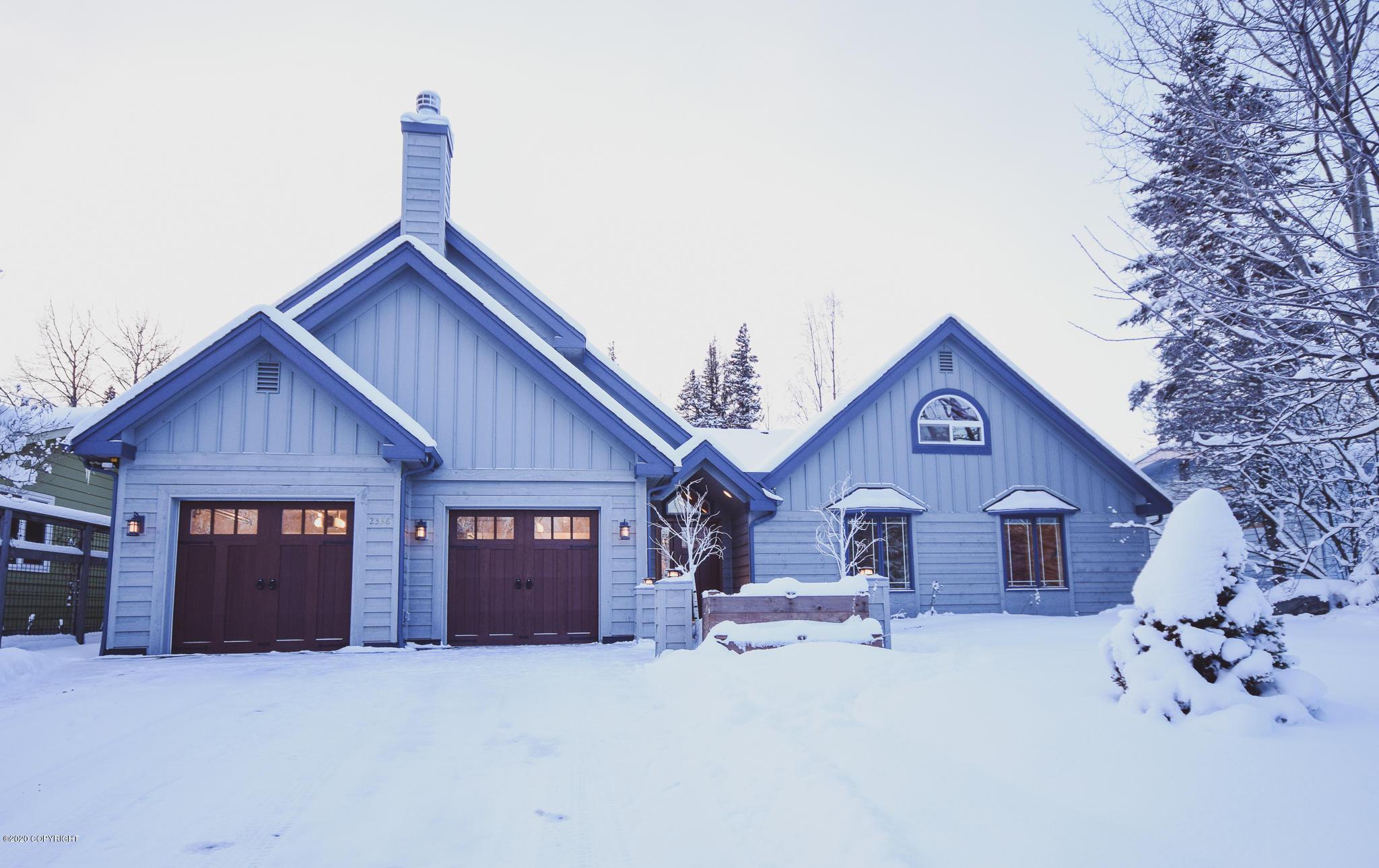 2336  Loussac Drive, Anchorage, Alaska