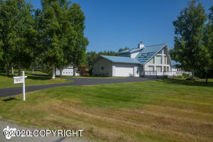 Welcome home to 4851 E Hovey Drive in Wasilla, AK.