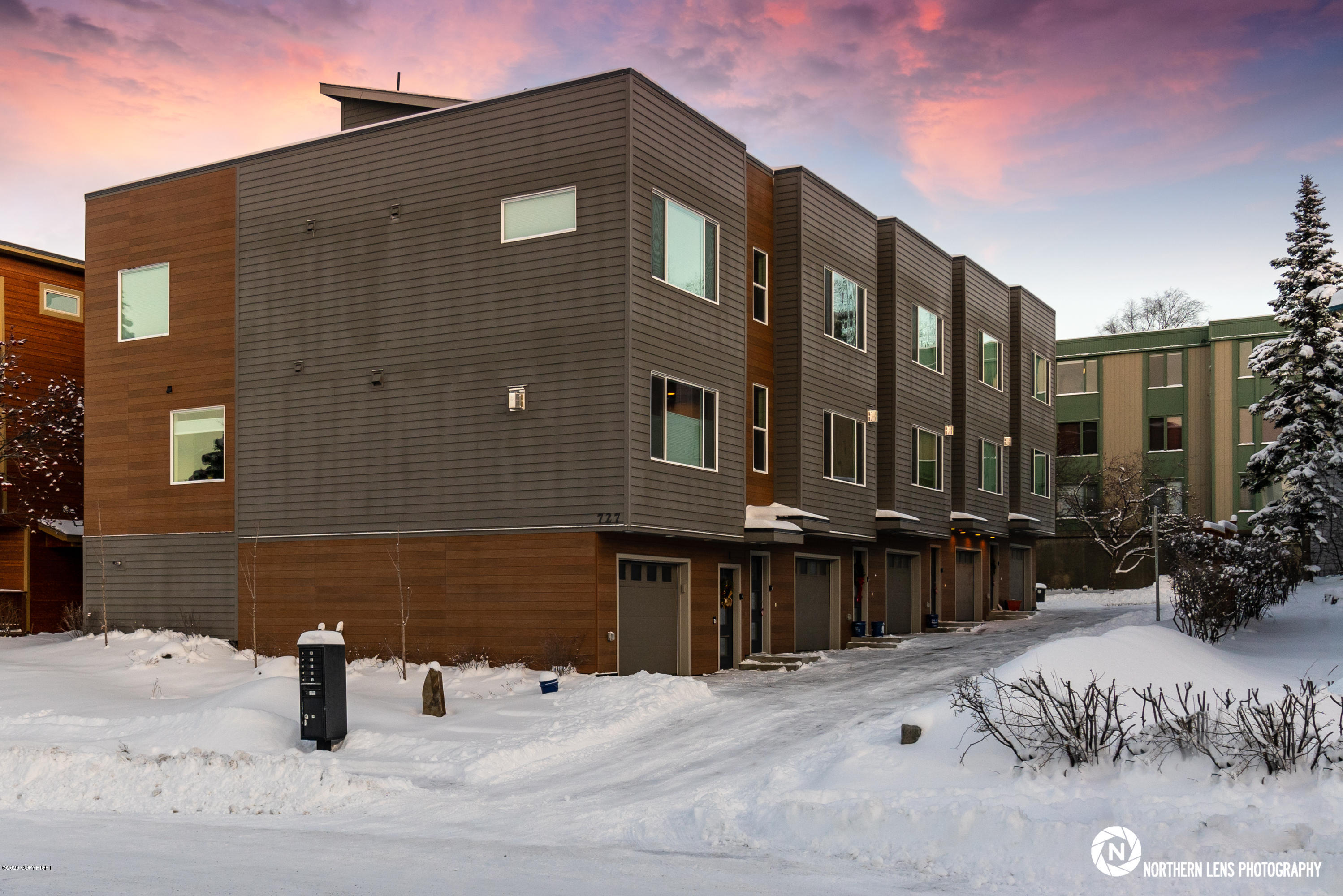 727  O Street #2, Anchorage, Alaska