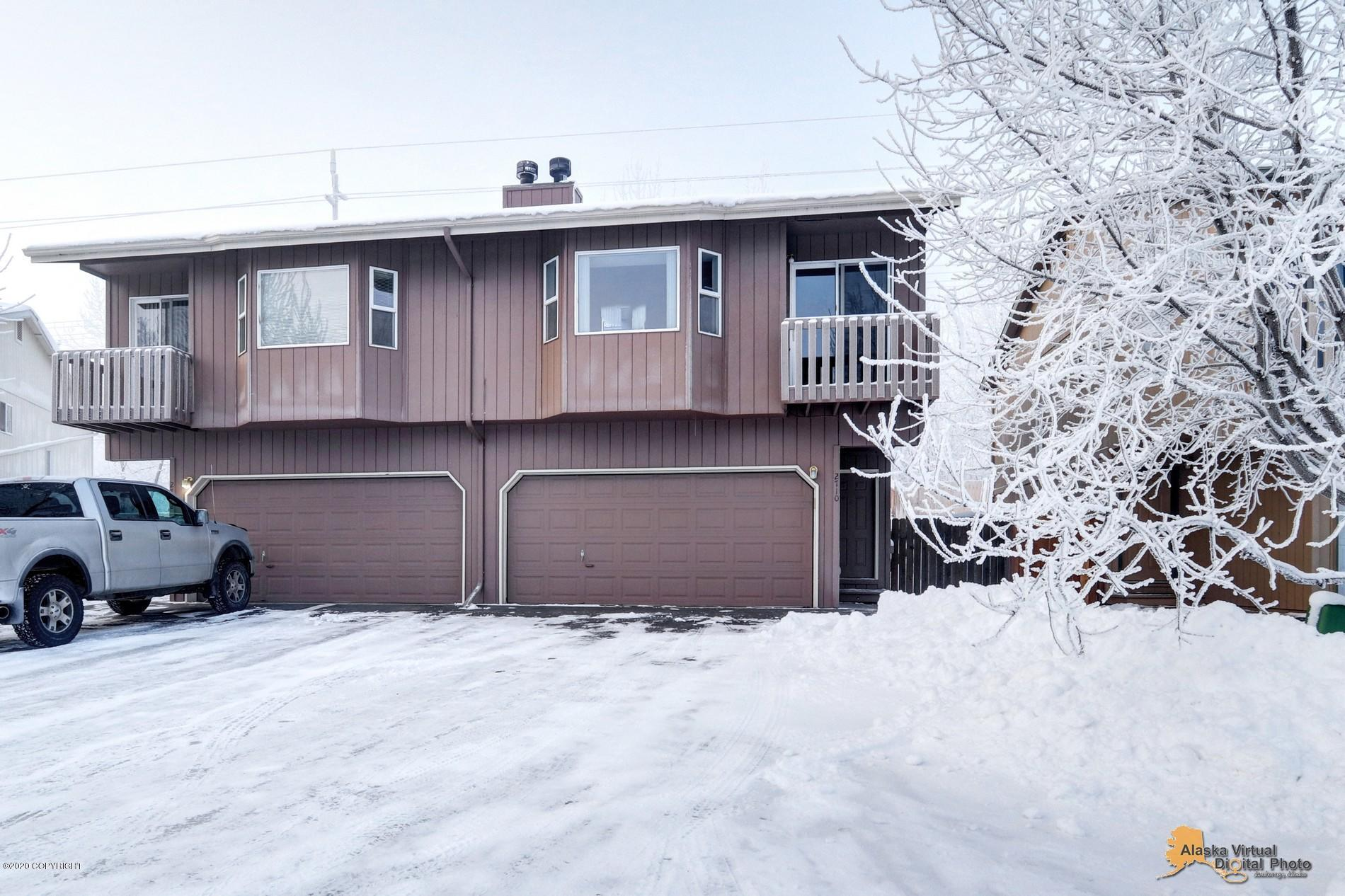 2710  Easthaven Circle #7A, Anchorage, Alaska