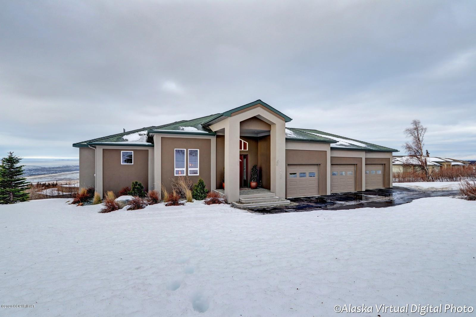 16960  Briarcliff Pointe Circle, Anchorage, Alaska