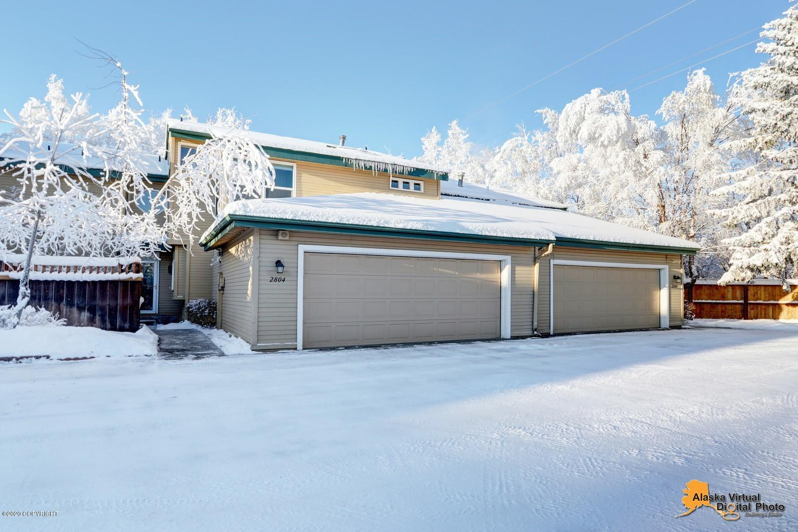 2804  Brittany Drive, Anchorage, Alaska