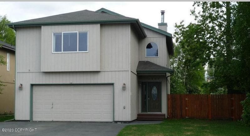 6927  Rovenna Street, Anchorage, Alaska