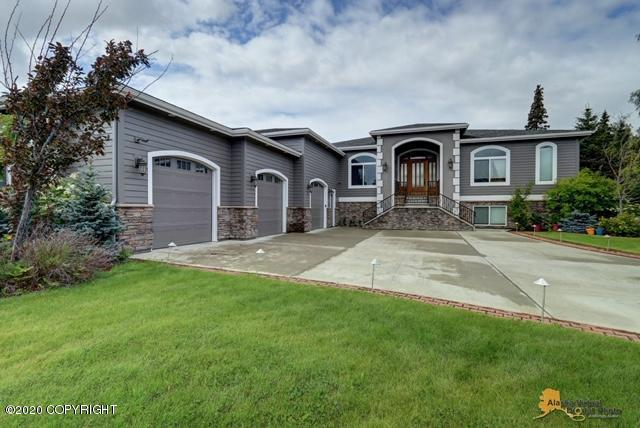 11191  Bluff Creek Circle, one of homes for sale in Anchorage