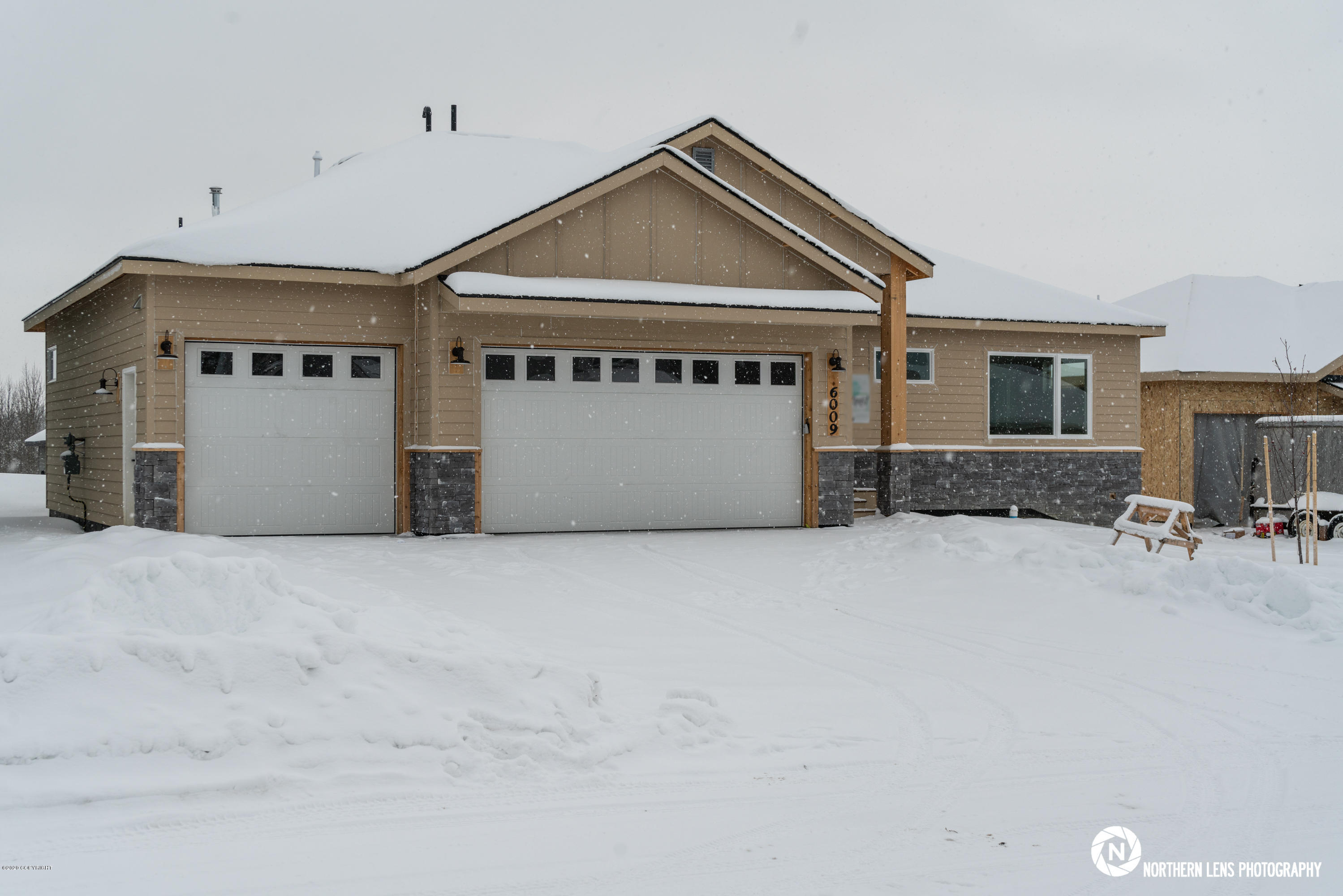 6009  Jan Marie Drive, Anchorage, Alaska