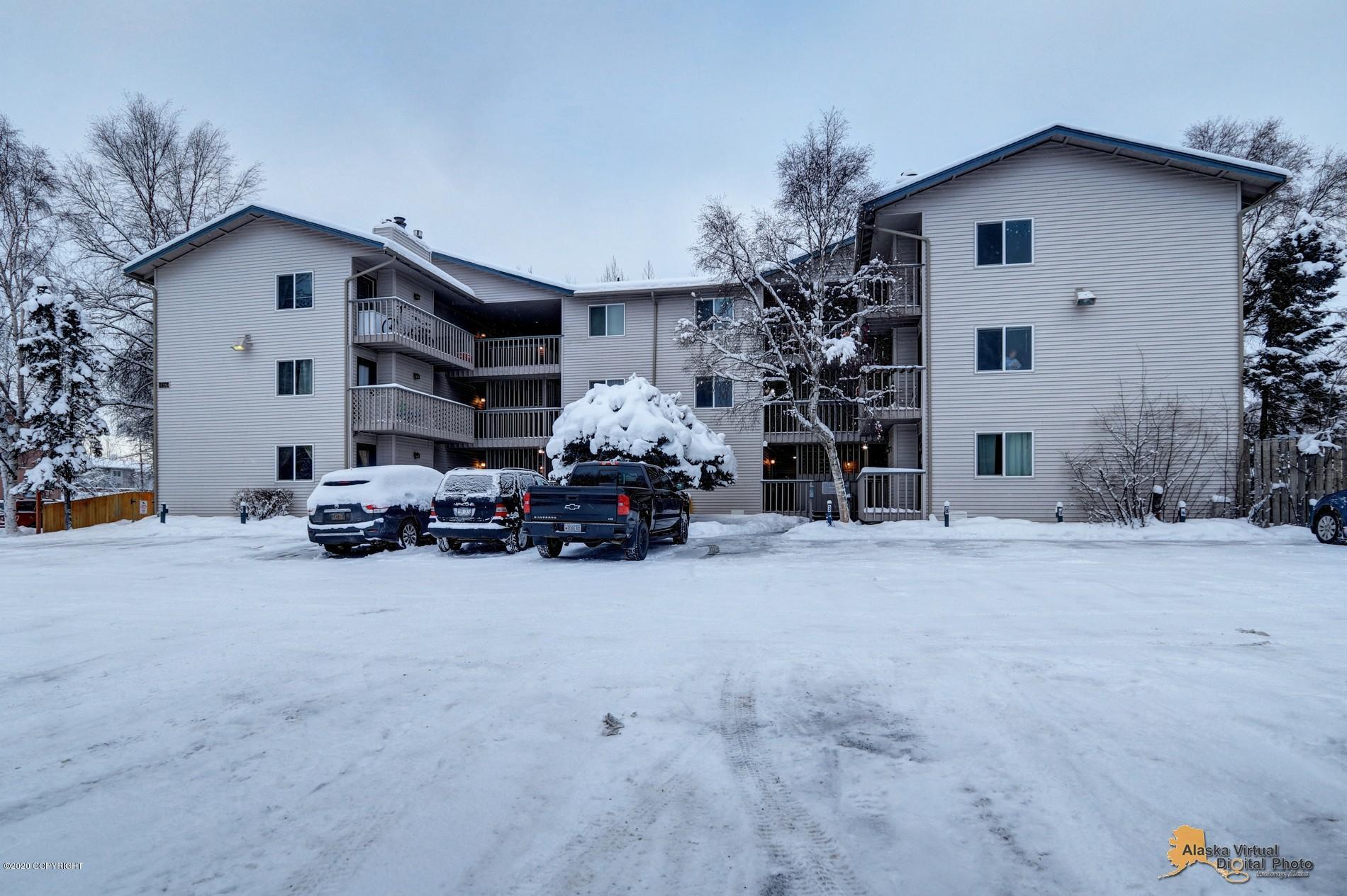 8601  Molanary Drive #12, Anchorage, Alaska