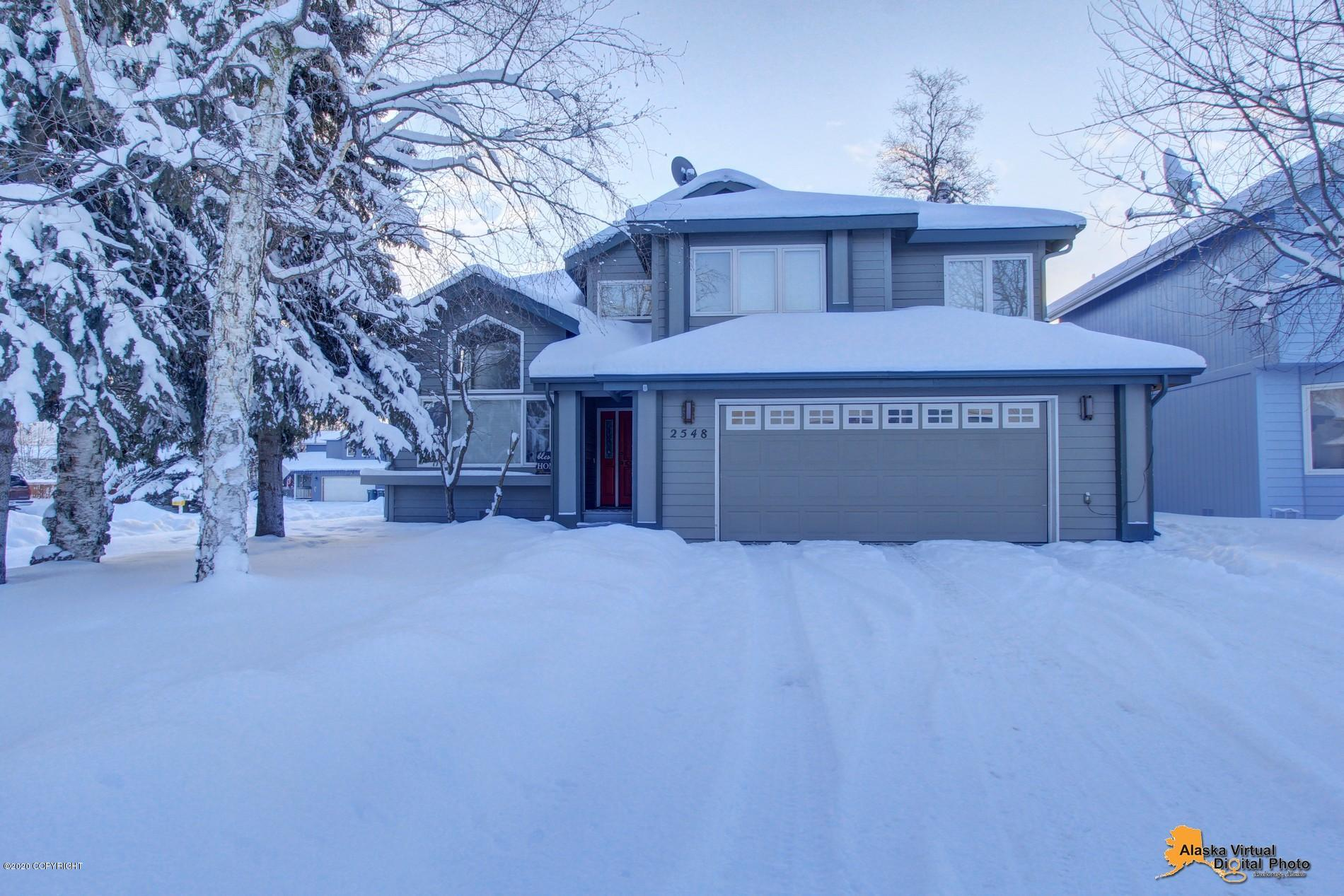 2548  Brook Hill Circle, Anchorage, Alaska