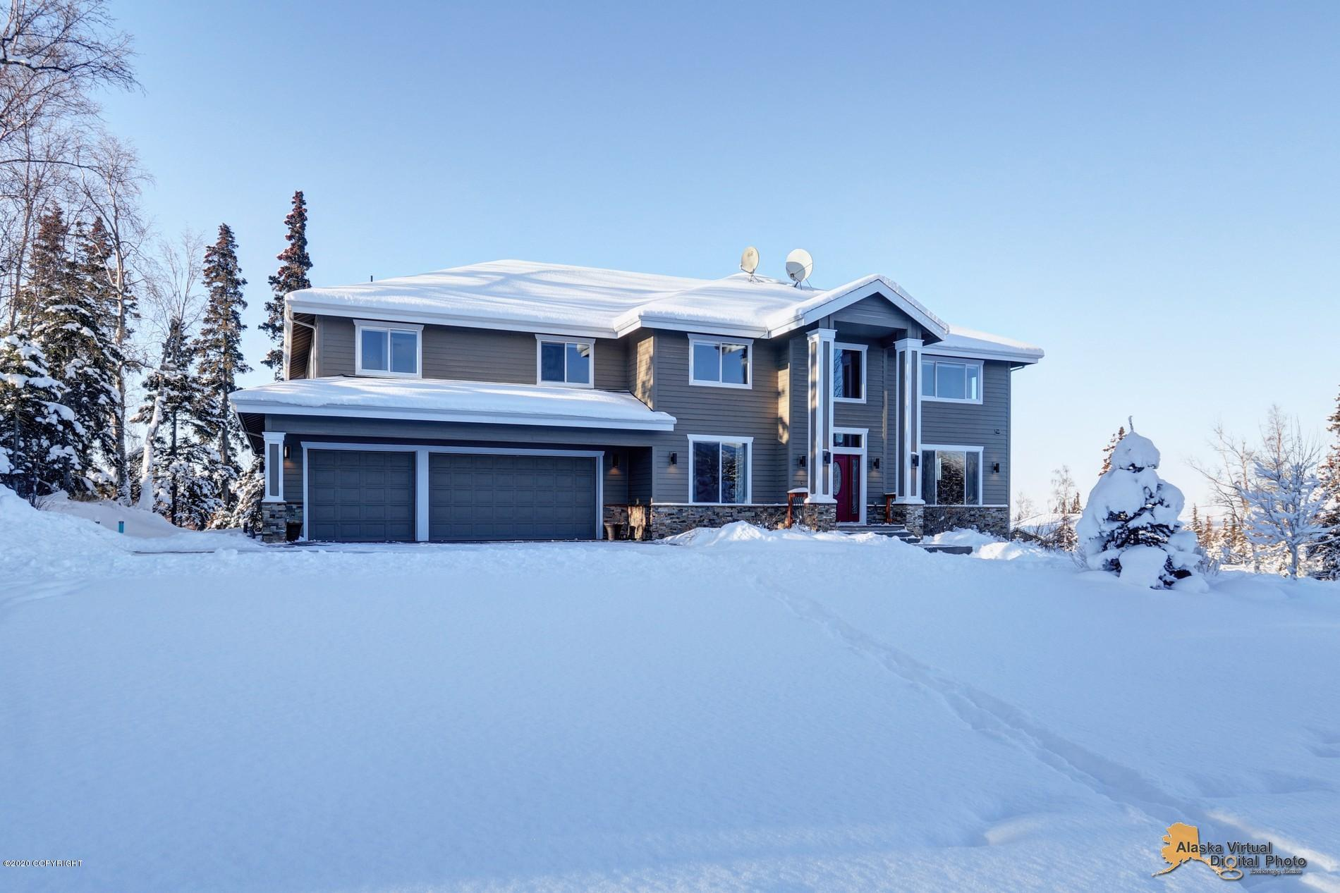 5796  Heritage Heights Drive, Anchorage, Alaska