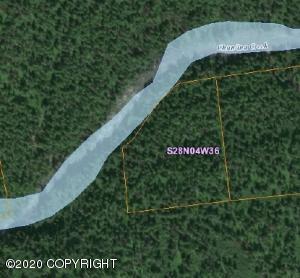 000 No Road, Clear Creek, Talkeetna, AK 99676