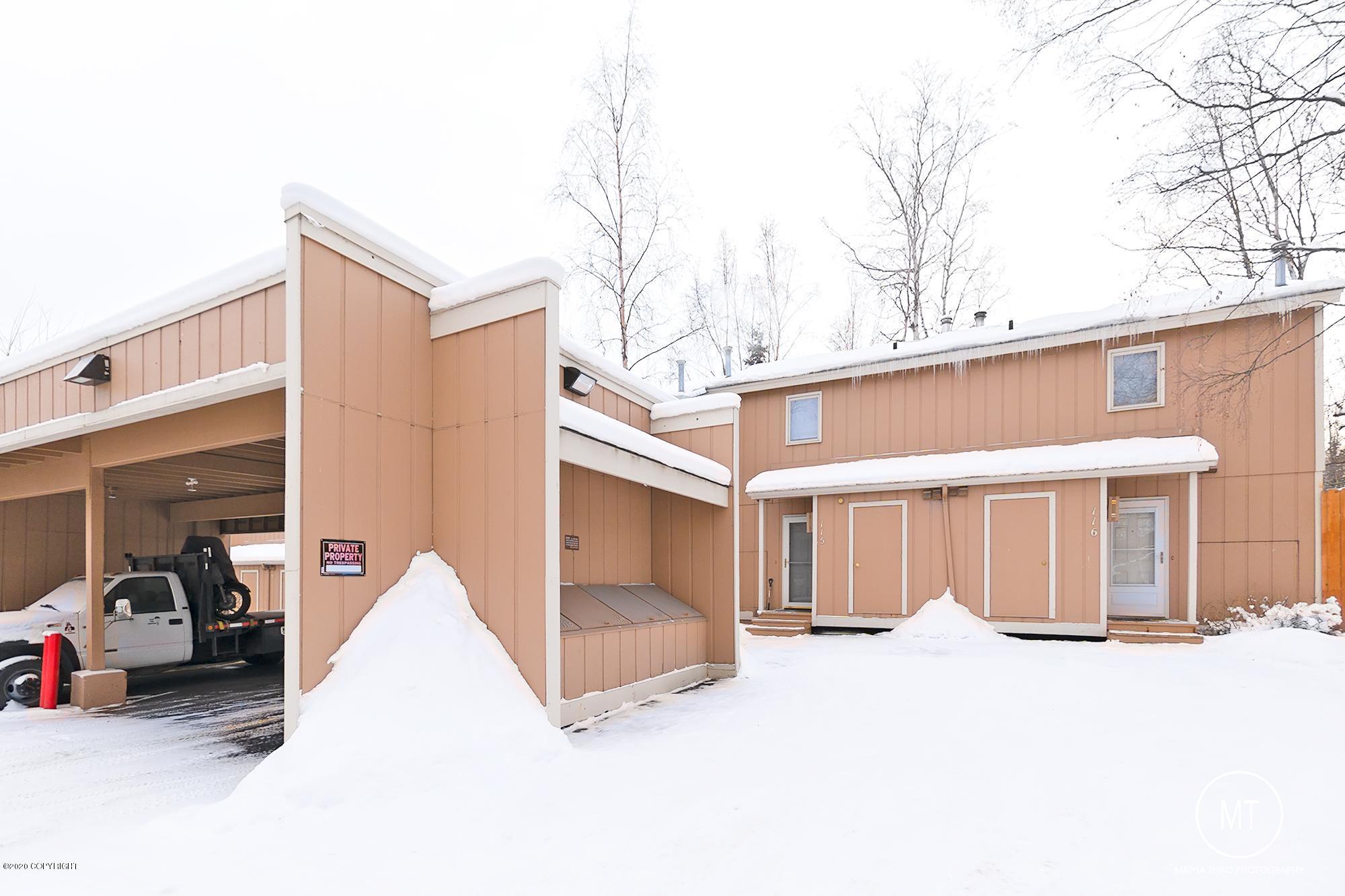 840 E 76th Avenue #115,Anchorage  AK