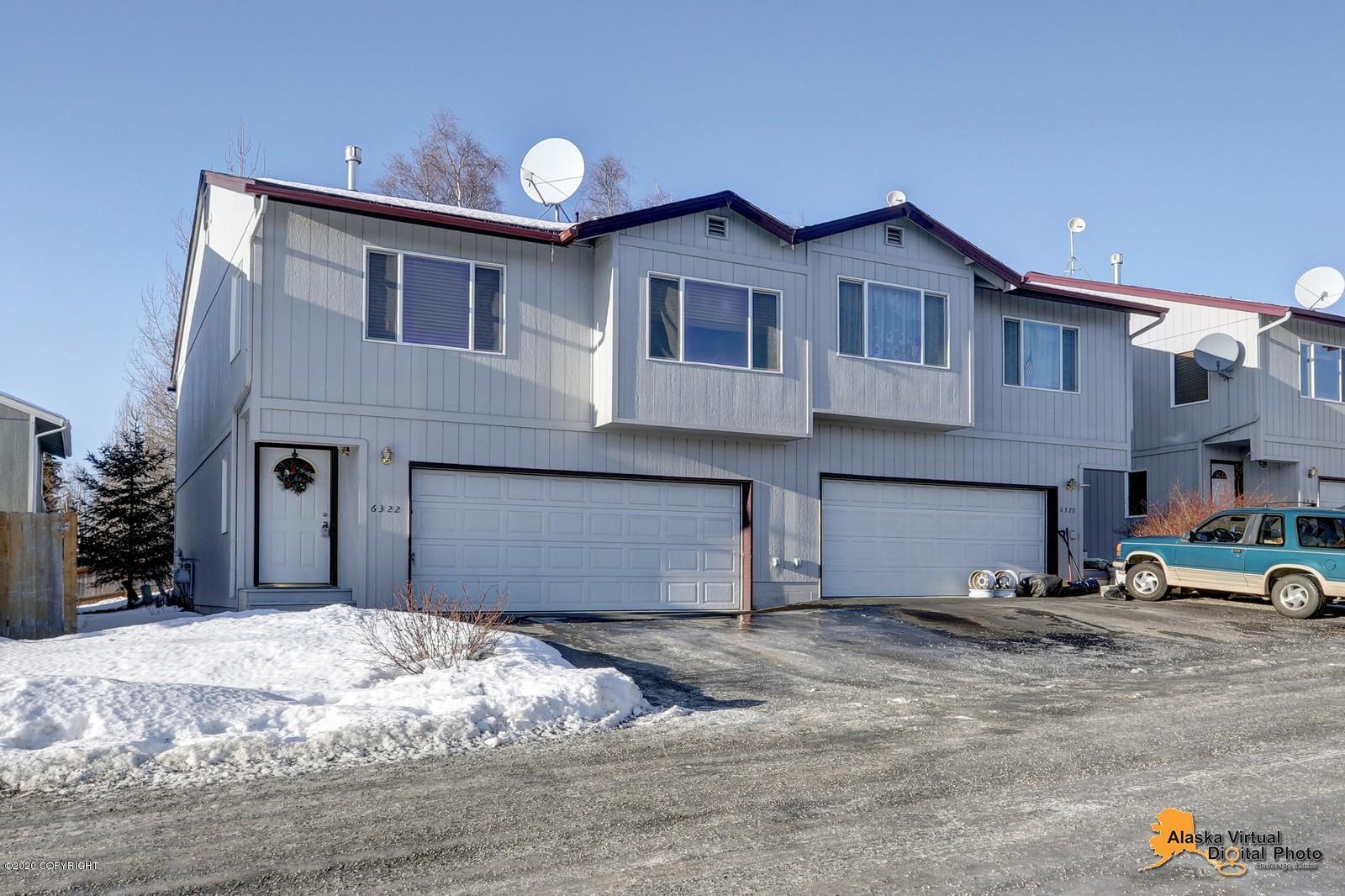6322  Fairweather Drive #99, Anchorage, Alaska