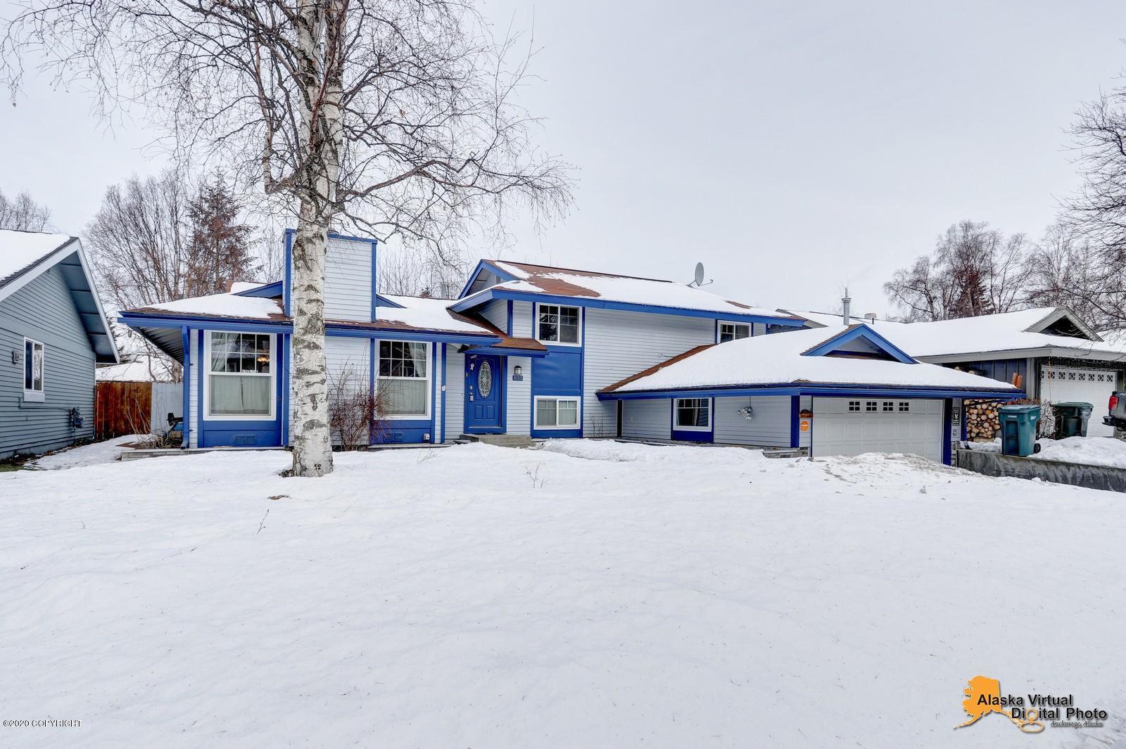 8301  Majestic Drive, Anchorage, Alaska