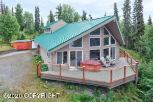 49760 Leisure Lake Drive, Soldotna, AK 99669