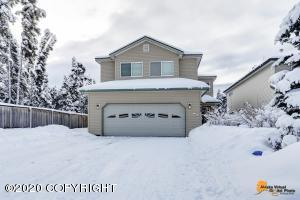 2900 Seclusion Cove Drive, Anchorage, AK 99515