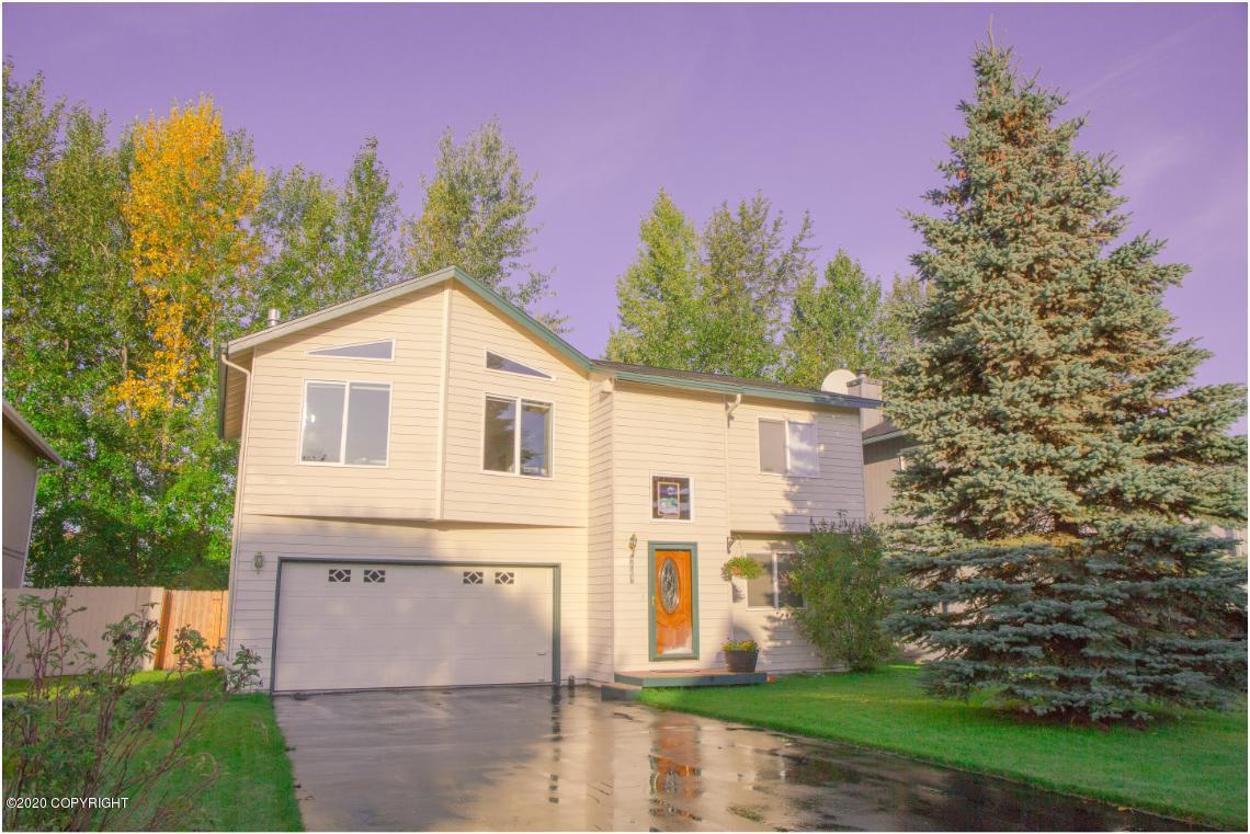 One of Anchorage 4 Bedroom Homes for Sale at 6436  Cobblecreek Circle