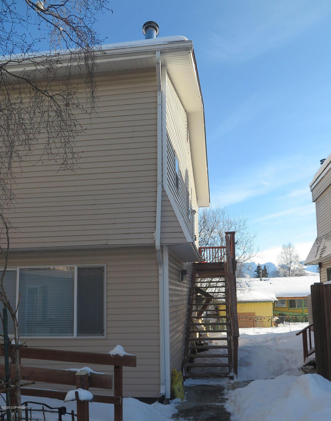 4112  Reka Drive #O6, Anchorage, Alaska