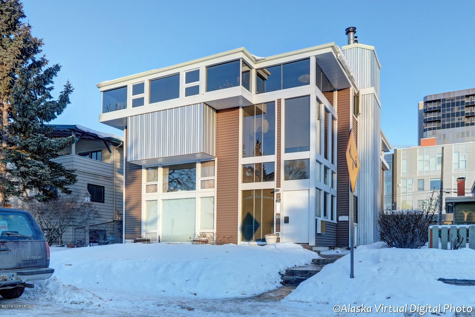 515  N Street #3, Anchorage, Alaska