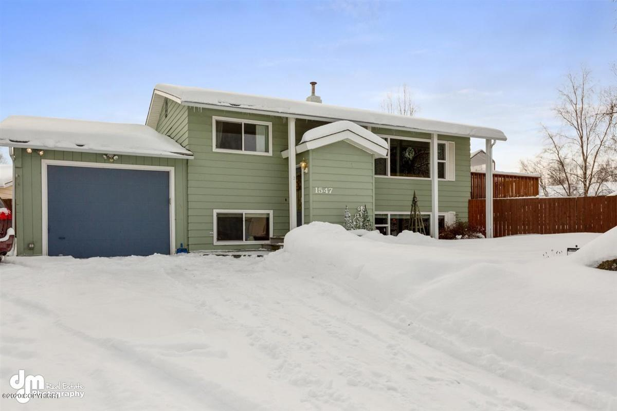 1547  Harriet Court, Anchorage, Alaska