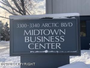 3340 Arctic Boulevard, #101, Anchorage, AK 99503