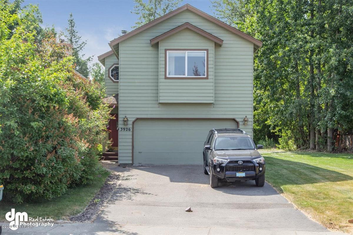3926  Reflection Drive, Anchorage, Alaska