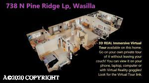 Look under the photos tab, then Virtual Tour tab for the 3D REAL Virtual Tour- you can tour the home VIRTUALLY!