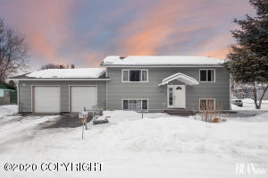 1735 Thunderbird Place, Anchorage, AK 99508