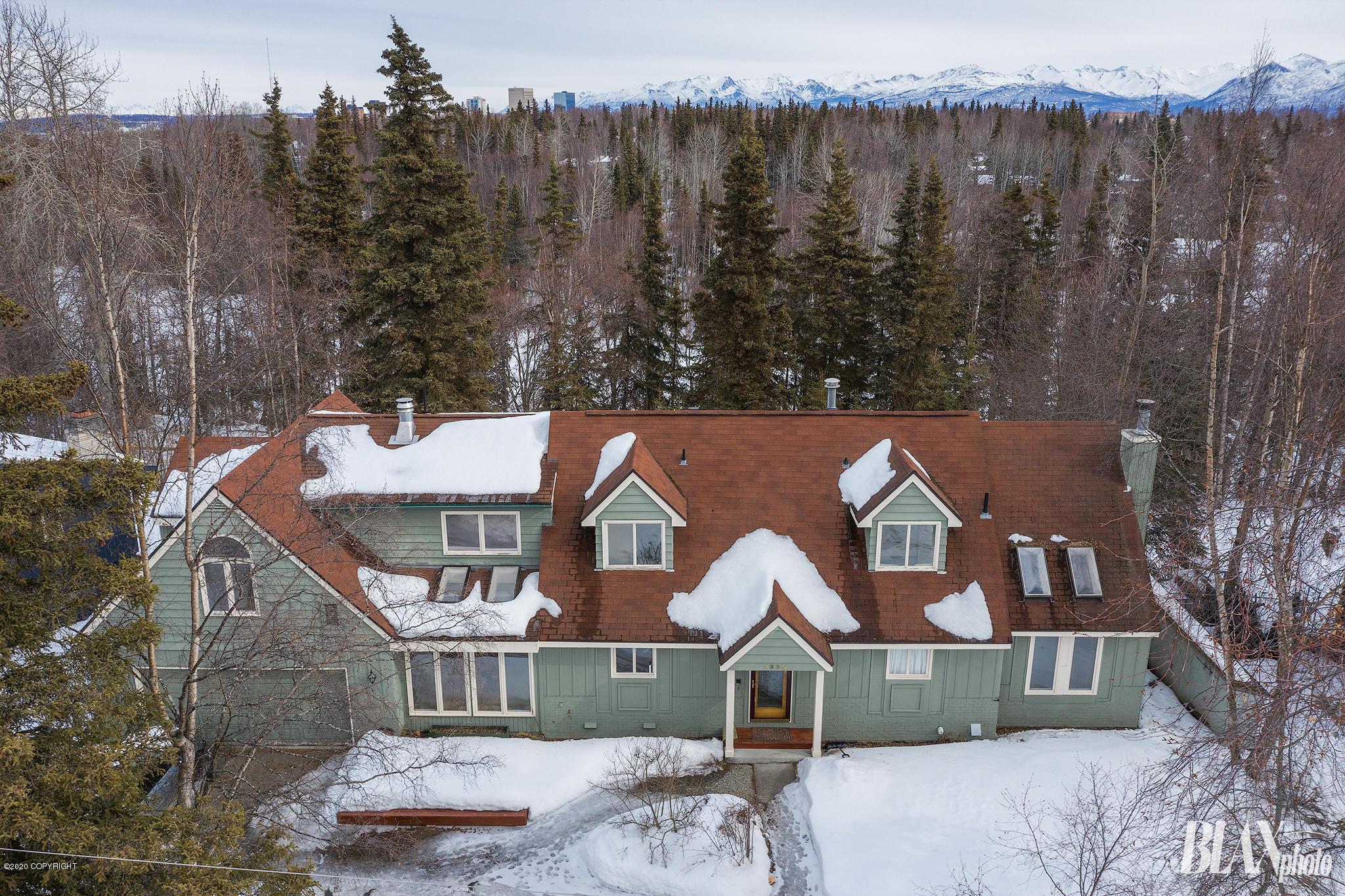 2335  Loussac Drive, Anchorage, Alaska
