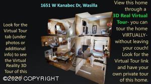 1651 W Kanabec Drive, Wasilla, AK 99654