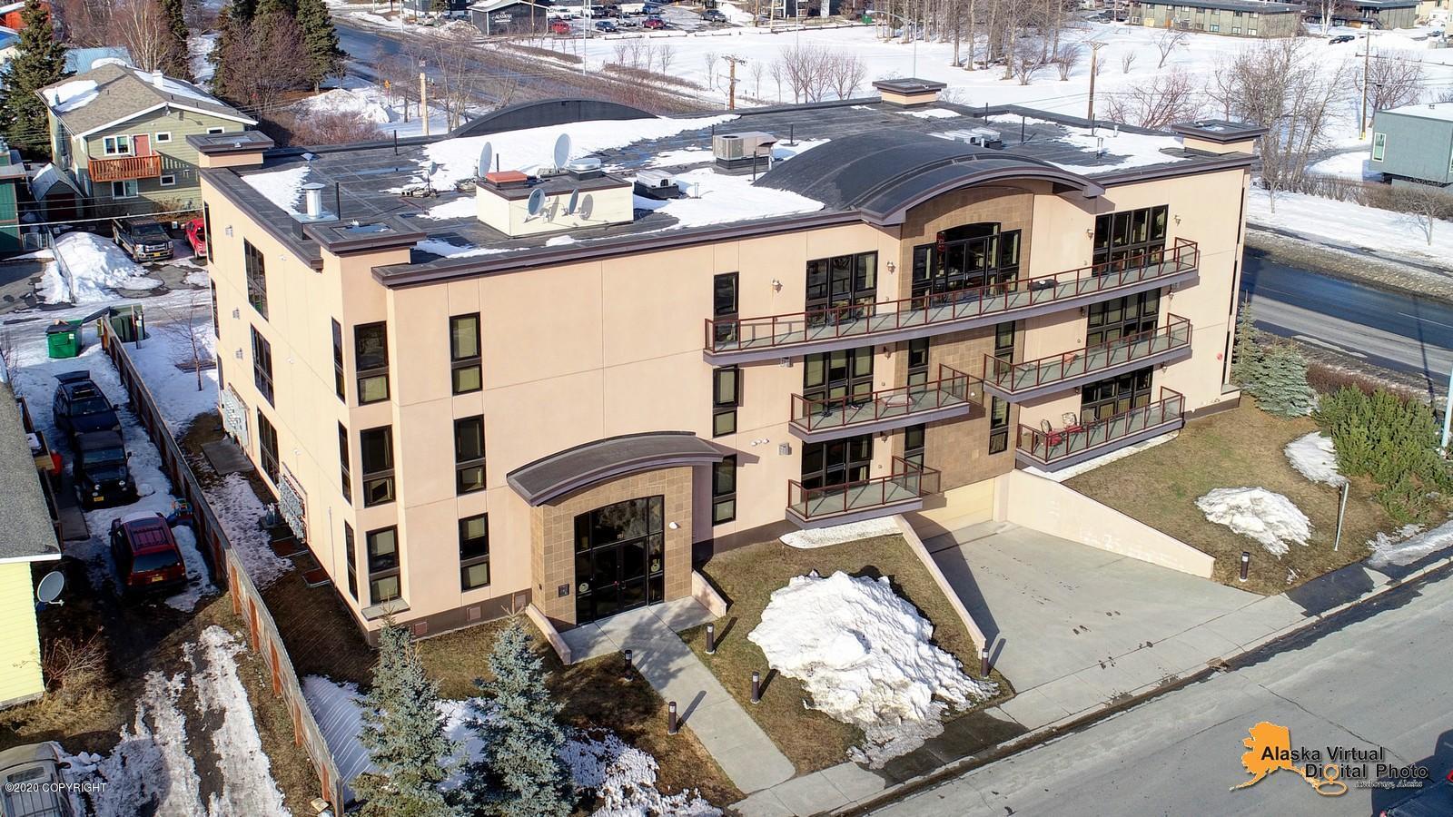 101 W 13th Avenue #304, Anchorage, Alaska