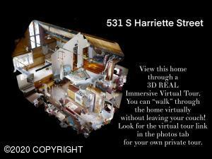 531 S Harriette Street, Wasilla, AK 99654