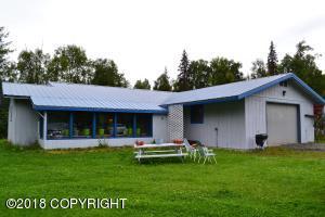 11655 E Jewel Hillstrom Road, Trapper Creek, AK 99683