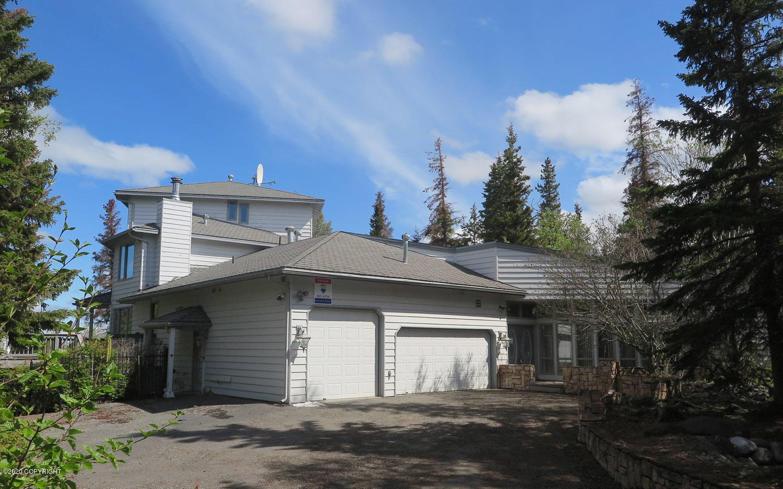 10501  Treeline Court, Anchorage, Alaska