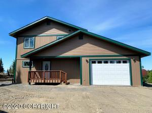 18061 Tolrah Road, Clam Gulch, AK 99568