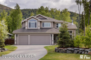 17772 Shasta Circle, Eagle River, AK 99577