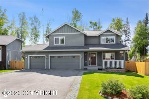 16116 Stineburg Drive, Eagle River, AK 99577