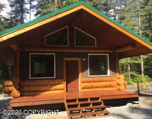 Chalet 2 Tract A Johnstone Bay, Seward, AK 99664