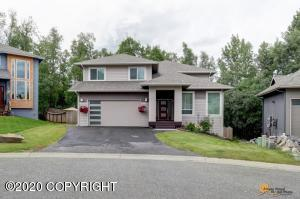 11128 June Agnes Circle, Eagle River, AK 99577
