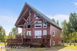 14423 Wilderness Rim Road, 14497 & 14461, Willow, AK 99688