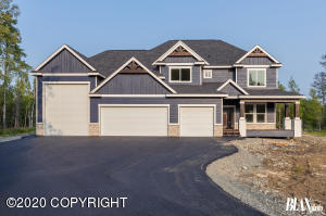 8300 N Memorable View Circle, Palmer, AK 99645